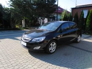 Wypożyczalnia Samochodów Koszalin - klasa C - Opel Astra