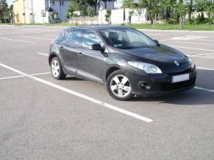 Wypożyczalnia Samochodów w Koszalinie - klasa C - Renault Megane
