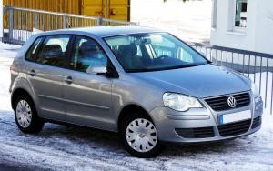 Wypożyczalnia Samochodów w Koszalinie - klasa B - Volkswagen Polo